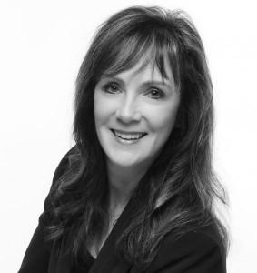 Sharon Sayler BW Headshot